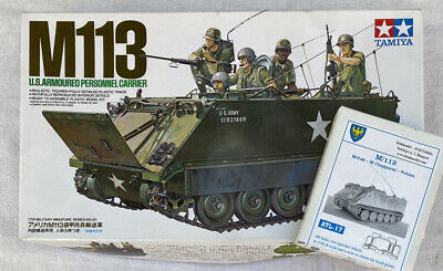 $15.50 • Buy Tamiya US M113 Armoured Personnel Carrier CA140 1:35  35040 W/ Friul Tracks