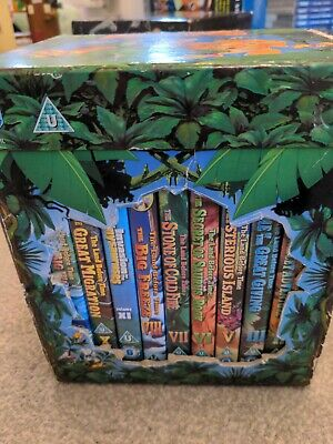 £10 • Buy The Land Before Time (DVD, 2006, 11-Disc Set, Box Set)