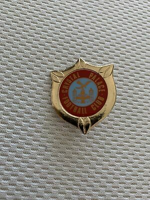 £8.50 • Buy Crystal Palace Old Coffer Badge