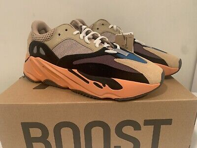 $ CDN373.51 • Buy New Yeezy Boost 700 Enflame Amber SIZE 9.5 GW0297 Ready To Ship!