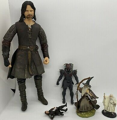 £7.99 • Buy The Lord Of The Rings Action Figures & Statues Franklin Mint Gandalf