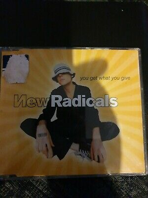 £0.99 • Buy New Radicals - You Get What You Give (CD Single, 1999)