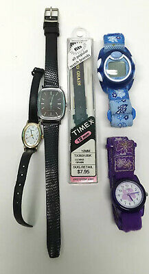 $ CDN6.07 • Buy Vintage Watch Lot All Times Watches