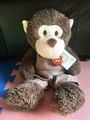 £9.90 • Buy Brand New With Tags Keel Toys Cute Monkey Plush Quality Toy