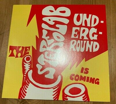 £20 • Buy Stereolab 2x 7  Vinyl Bundle - Underground Is Coming / Iron Man - Duophonic