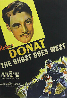 £2.12 • Buy The Ghost Goes West (DVD) 1935 Rene Clair Robert Donat
