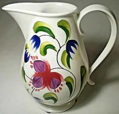 £9.43 • Buy Portmeirion WELSH DRESSER 32-Ounce Pitcher By Angharad Menna: 1992: EXC: NR