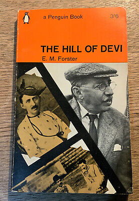 £2 • Buy E M Forster - Hill Of Devi, Penguin First Edition 1965 Very Good Condition