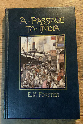 £3 • Buy E M FORSTER A Passage To India Hardback  - Great Writers Library 1988 Like New