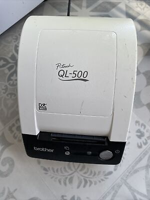 £34.99 • Buy Brother Ql500 Ptouch Usb Label Printer