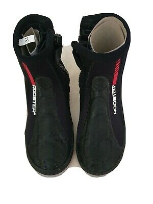 £57.50 • Buy NWT Rooster All Purpose Sailing Boot Size EU34 /UK1 Black