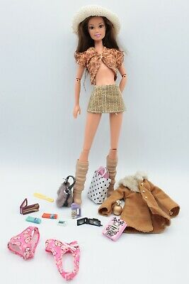 £41.99 • Buy Barbie Doll Articulated Teresa Fashion Shopping Bundle OOAK BOOK Accessories