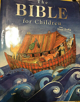 £4.96 • Buy The Bible For Children From Good Books 2002
