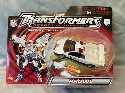 £28.39 • Buy Transformers Robots In Disguise - PROWL  - NIB