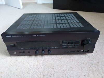 £35 • Buy Vintage Yamaha DSP-A592 5.1Ch Digital Dolby Sourround AV Receiver Amplifier