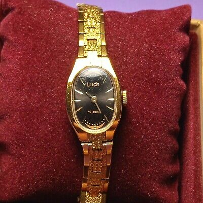 £34.70 • Buy Vintage Women's Watch LUCH (Ray),Gift For Her,Mechanical Watch Luch,USSR Watch3