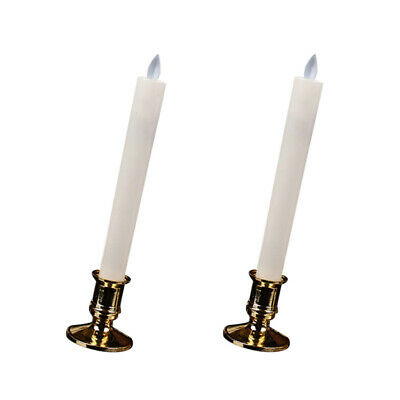 $13.28 • Buy 2 Pairs Swing Party Supplies For Home Outdoor Electronic Candles