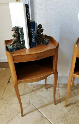 £280 • Buy Antique Pair Of French Louise XV Style Bedside Cabinets, Side Tables