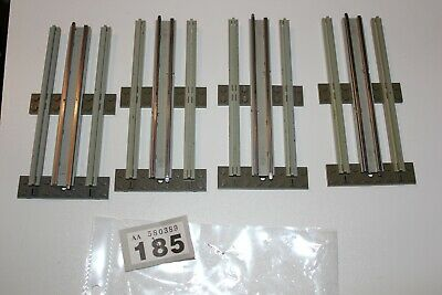 £10 • Buy LEGO 12v Track Straight Sections X4 ** SEE DESCRIPTION**