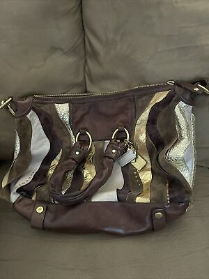 $ CDN62.25 • Buy Coach Handbags Used Large Leather Belonged To Rebecca Mader Of Once Upon A Time