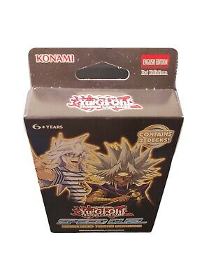 £10.85 • Buy YuGiOh Speed Duel Starter Deck: Twisted Nightmares 1st Edition: New & Sealed Box