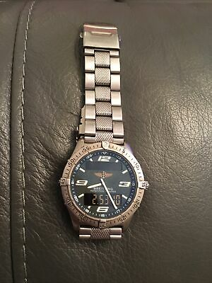 £500 • Buy Breitling Aerospace Reptition Watch Very Good Condition Working Order E65362
