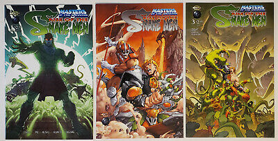 $17.99 • Buy Masters Of The Universe: Rise Of The Snake Men #1-3 (2003, CGE) Full Set He-Man