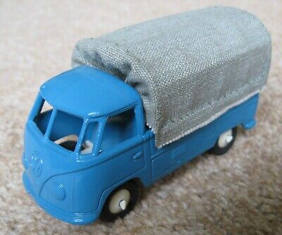 £10 • Buy BUDGIE No 204 VW Air-Cooled Pick-Up 1:47 Diecast Type-2 T1 Split-screen Repaint