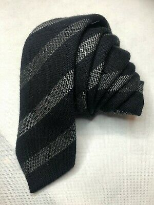 £30 • Buy Lovely Gieves & Hawkes Striped Wool Tie Hand Made  RRP £120