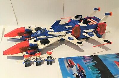 £109.95 • Buy Lego Classic Space #6973 Deep Freeze Defender (1993) With Instructions