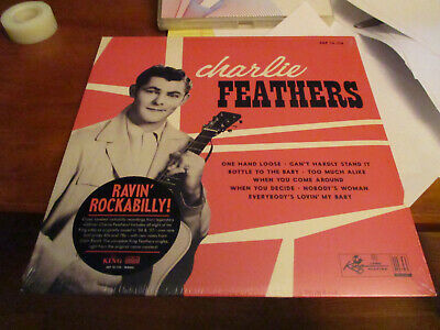 £0.72 • Buy CHARLIE FEATHERS - 10' - Sundazed / King Records Sides - 1957 - Out Of Print