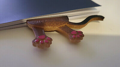 £2.99 • Buy Cat Lovers 3D Printed Print Bookmark Printing Novelty Unique Gift Present Funny