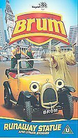 £1.90 • Buy Brum - Runaway Statue And Other Stories (VHS, 2002) Video