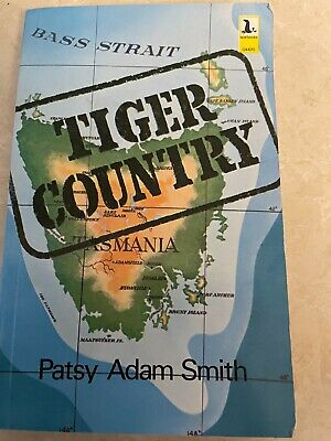 AU10 • Buy Tiger Country By Patsy Adam Smith 1970