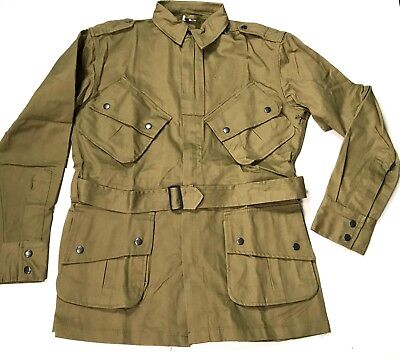 $53.95 • Buy  Wwii Us Airborne Paratrooper M1942 M42 Unreinforced Jump Jacket-small