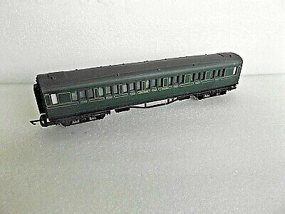 £0.99 • Buy HORNBY R441 MAUNSELL 1st/3rd COMPOSITE COACH  (1384 ) SR GREEN LIVERY OO GAUGE