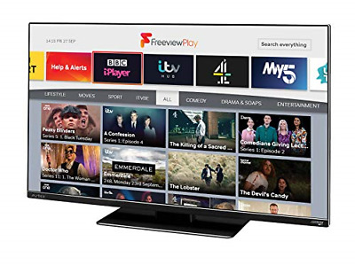 £528.74 • Buy Avtex 249DSFVP 24  12V/240V Wi-Fi Connected HD TV With Freeview Play