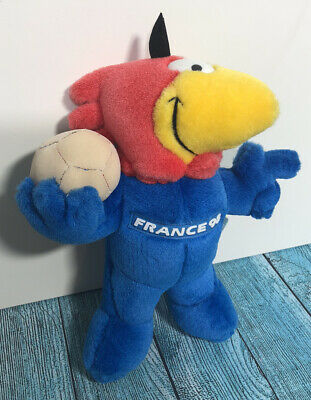 £9.99 • Buy World Cup France 98 Football Mascot Soft Toy Official