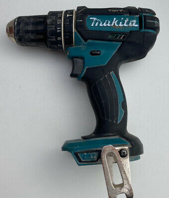 £20 • Buy Makita DHP 482 LXT 2 Speed Hammer Drill Body Only NEEDS NEW CHUCK