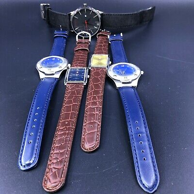 $ CDN29.88 • Buy Lot Of Fashion Watches MVMT Date Citylux And New Swiss Army