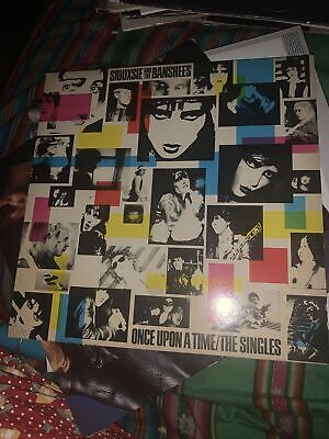 £20 • Buy Siouxsie And The Banshees - Once Upon A Time / The Singles - UK Vinyl LP