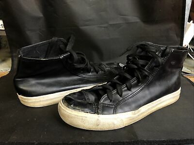 $ CDN4.69 • Buy Heavily Worn Womens Primark Shoes, Unknown Size 7? Thrashed Black/White