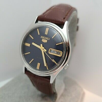 $ CDN152.26 • Buy Vintage SEIKO 7009-3091 Men's Automatic Watch Day/date 17Jewels 1977