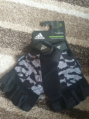 £8.99 • Buy Women's Adidas Gym Climacool Training/ Weight Lifting Gloves Nwts Size S