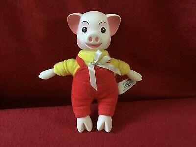 £7.99 • Buy Pinky From Pinky And Perky Vintage TV Show Character Soft Toy Plush