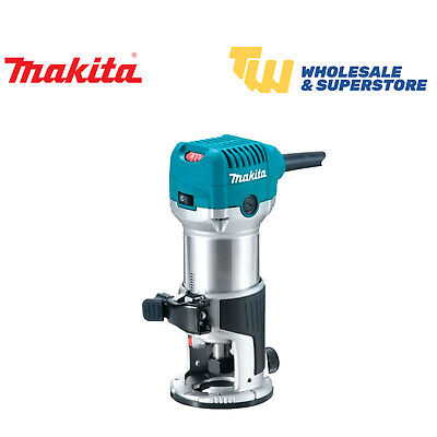 """£129.99 • Buy Makita RT0700C 240v Router Trimmer Plunge Corded ¼"""" Professional"""