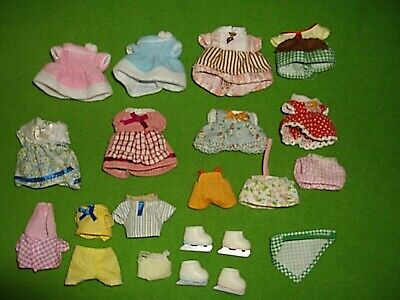 £18.99 • Buy Sylvanian Families Great Selection Clothes-Mainly Dresses-All In Nice,Clean Cond