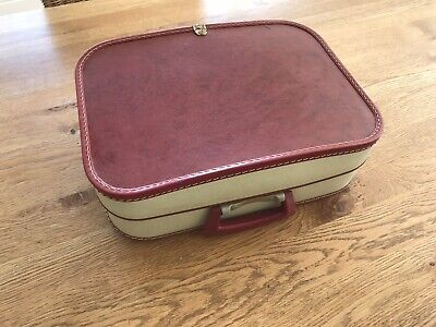 £75 • Buy Vintage Fidelity '50s Suitcase Portable Record Player