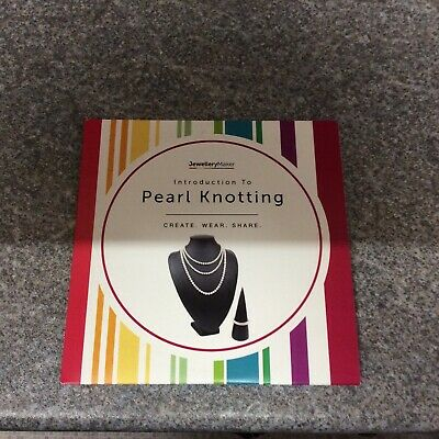 £3 • Buy Jewellery Maker Dvd - Introduction To Pearl Knotting