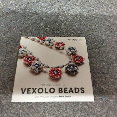 £3 • Buy Jewellery Maker Dvd - Introduction To Vexolo Beads With Mark Smith